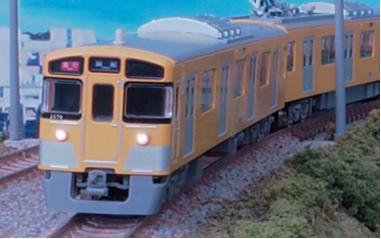 西武新2000系更新車(池袋線・ベンチレーター撤去後)8両編成セット(動力付き)【グリーンマックス・30574】「鉄道模型 Nゲージ GREENMAX」