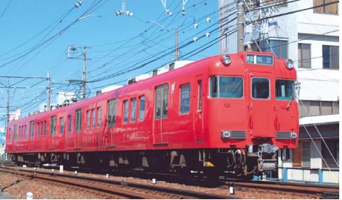 名鉄6000系・ドア・ダークグレー 6両セット【マイクロエース・A8352】「鉄道模型 Nゲージ MICROACE」
