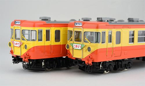 国鉄159系 湘南色 完成品 クハ159【カツミ・KTM-321】「鉄道模型 HOゲージ」