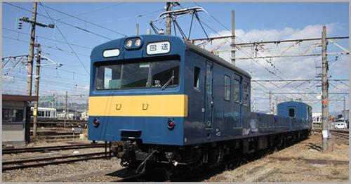 国鉄クモル・クル145形【エンドウ・ES299】「鉄道模型 HOゲージ 金属」