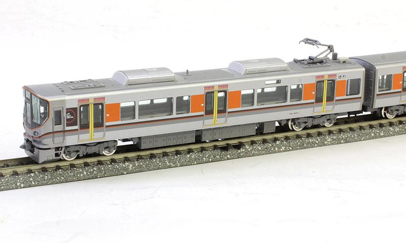 323系通勤電車(大阪環状線)増結セット(5両) 【TOMIX・98231】「鉄道模型 Nゲージ トミックス」