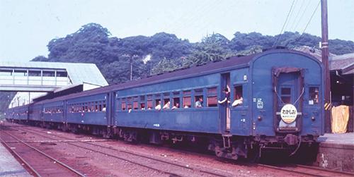 61系客車・青 6両セット 【マイクロエース・A5711】「鉄道模型 Nゲージ MICROACE」