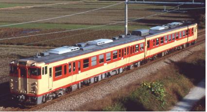 キハ40・キハ48 急行色 3両セット【マイクロエース・A6540】「鉄道模型 Nゲージ MICROACE」