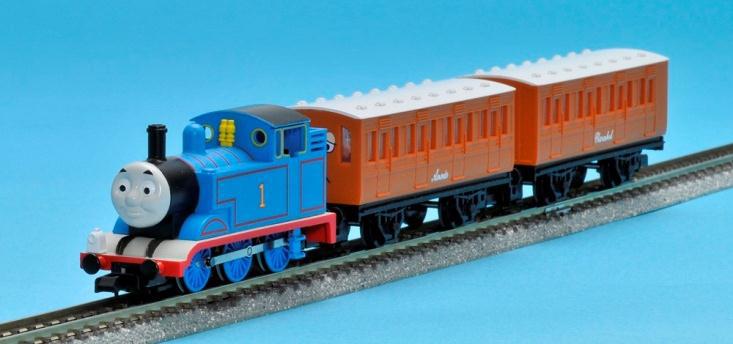 きかんしゃトーマスDXセット 【TOMIX・93706】「鉄道模型 Nゲージ トミックス」