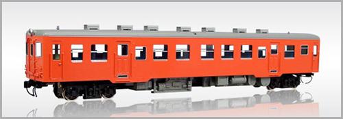 国鉄 キハ20-200 首都圏色(M準) 【エンドウ・D265】「鉄道模型 HOゲージ 金属」