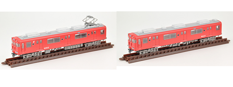 * New products on sale * iron Kore Nagoya railway Series 6000 (Gamagori  line, one man specification) 2-car set