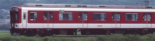 近鉄8810系・京都・奈良線・白+マルーン・帯付 4両セット 【マイクロエース・A8061】「鉄道模型 Nゲージ MICROACE」