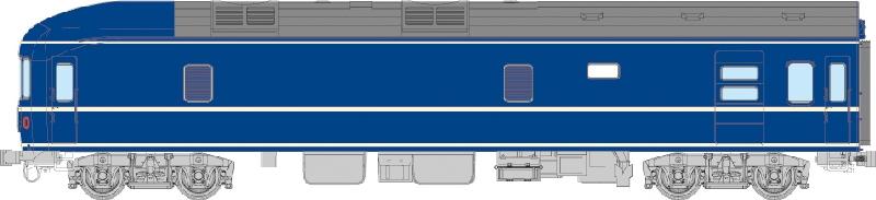 マニ20【トラムウェイ・TW20-001】「鉄道模型 HOゲージ」