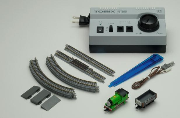 きかんしゃパーシーセット【TOMIX・93707】「鉄道模型 Nゲージ トミックス」