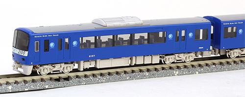 京急2100形 京急ブルースカイトレイン 8両セット 【特別企画品】 【KATO・10-1310】「鉄道模型 Nゲージ カトー」