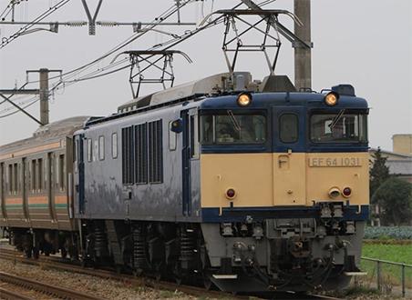 EF64 1000(双頭連結器・PS) 【TOMIX・HO-172】「鉄道模型 HOゲージ トミックス」
