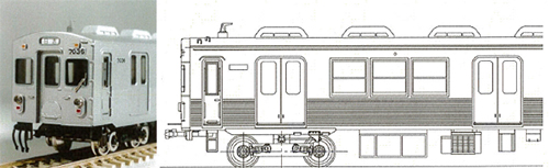 【驚きの値段】 東急旧7000系 完成品 2両セット HOゲージ」 2両セット【カツミ 完成品・KTM-390】「鉄道模型 HOゲージ」, ネットからみどり:d1242f97 --- irecyclecampaign.org