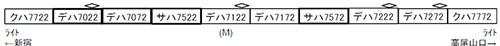 京王7000系 Nゲージ・旧塗装・増結4両セット【マイクロエース・A3767】「鉄道模型 Nゲージ MICROACE」 MICROACE」, GRAMAGA(グラマガ):03e1136b --- officewill.xsrv.jp