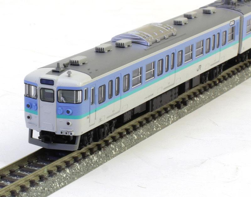 115系1000番台 長野色 3両基本セット 【KATO・10-1428】「鉄道模型 Nゲージ カトー」