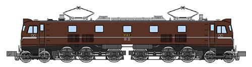※新製品 11月発売※ EF58-61・大窓・お召【マイクロエース A1702】「鉄道模型 Nゲージ MICROACE」