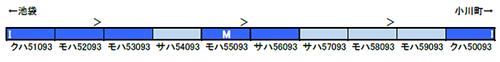 【開店記念セール!】 東武50090型(TJライナー・51093編成) 増結用中間車4両セット(動力無し) Nゲージ【グリーンマックス・30215 GREENMAX」】「鉄道模型 Nゲージ GREENMAX」, カー用品家電通販の1BOX:ea708184 --- canoncity.azurewebsites.net