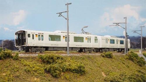 JR九州817系2000番台増結2両編成セット(動力無し) 【グリーンマックス・30238】「鉄道模型 Nゲージ GREENMAX」