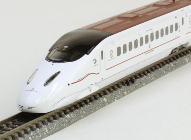 九州新幹線800 2000系セット (6両)【TOMIX・98615】「鉄道模型 Nゲージ トミックス」