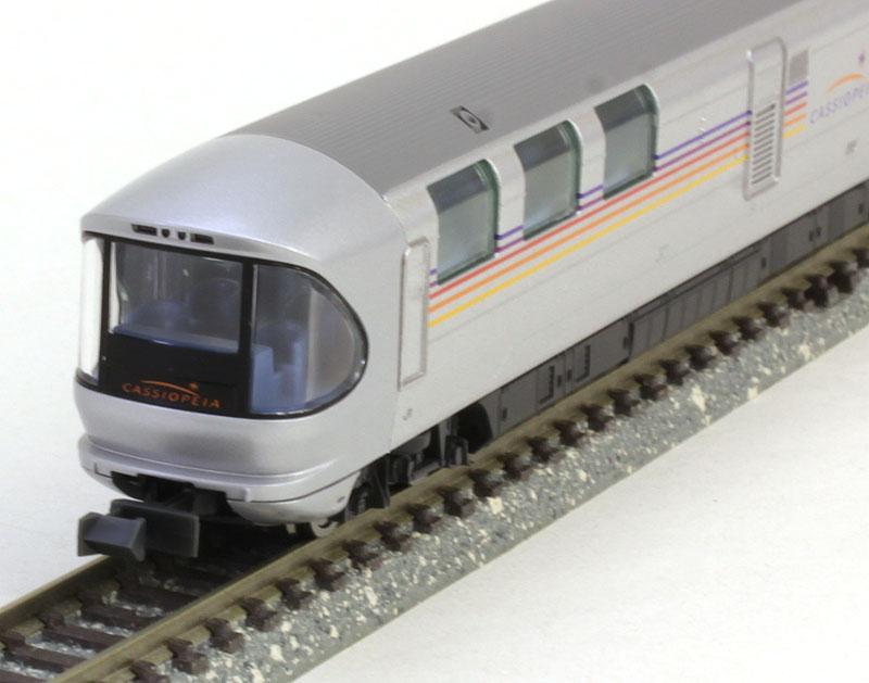 E26系(カシオペア)基本セットB (6両)【TOMIX・98616】「鉄道模型 Nゲージ トミックス」