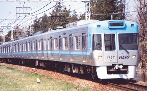 京王1000系 ライトブルー 5両セット 【マイクロエース・A0066】「鉄道模型 Nゲージ MICROACE」