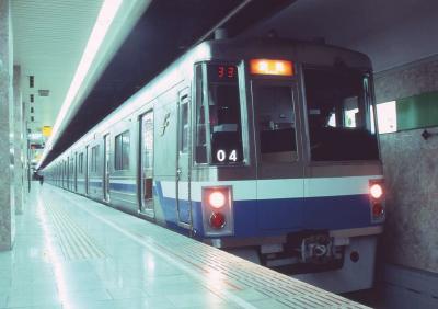 福岡市営1000系 1次車 登場時 6両セット 【マイクロエース・A7990】「鉄道模型 Nゲージ MICROACE」