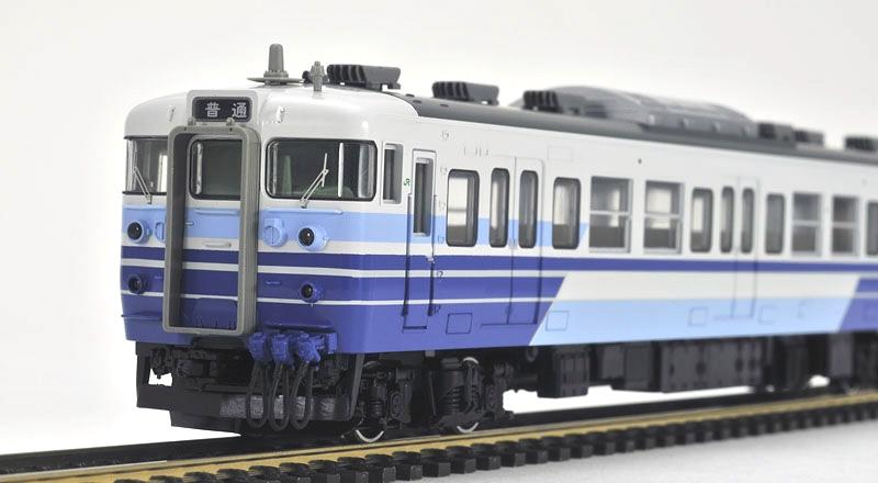 115-1000系近郊電車(新新潟色・N編成)セット(3両) 【TOMIX・HO-9020】「鉄道模型 HOゲージ トミックス」