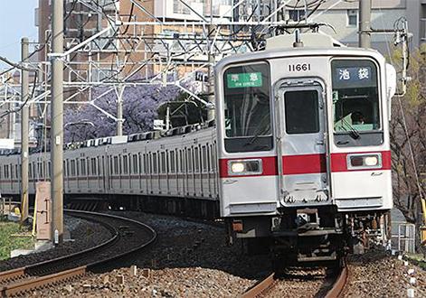 東武10030型(東上線・11661編成+11441編成)基本6両編成セット(動力付き) 【グリーンマックス・30664】「鉄道模型 Nゲージ GREENMAX」