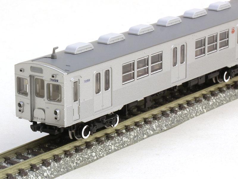東京急行電鉄7000系 8両セット レジェンドコレクション No.9 【KATO・10-1305】「鉄道模型 Nゲージ カトー」