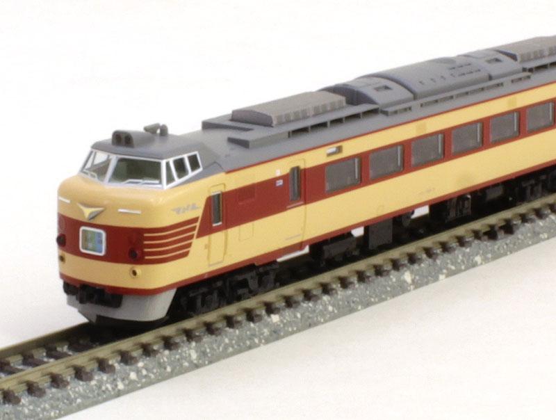 781系 6両セット【KATO・10-1327】「鉄道模型 Nゲージ カトー」