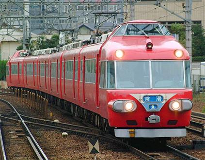 名鉄7000系パノラマカー(第45編成)セット (6両) 【TOMIX・98636】「鉄道模型 Nゲージ トミックス」