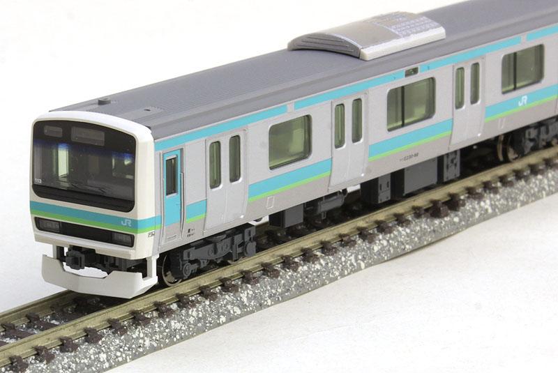 E231系 常磐線・上野東京ライン 6両基本セット 【KATO・10-1337】「鉄道模型 Nゲージ カトー」