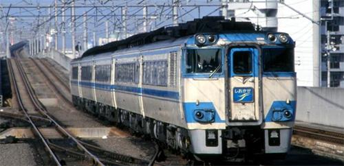 キハ181系特急ディーゼルカー(JR四国色)基本セット (4両)【TOMIX・HO-9034】「鉄道模型 HOゲージ トミックス」