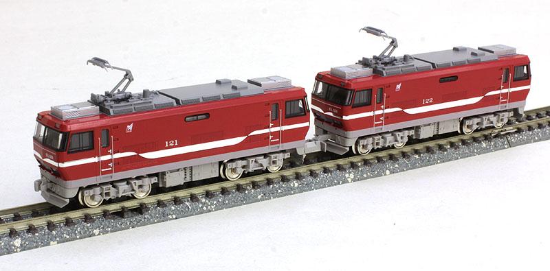 名鉄EL120形電気機関車 2両(M+...