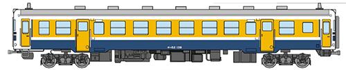 キハ52-139 氷見線 高岡色 【マイクロ・H-5-011】「鉄道模型 HOゲージ」