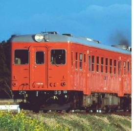 キハ52-125 いすみ鉄道 首都圏色 【マイクロ・H-5-024】「鉄道模型 HOゲージ」