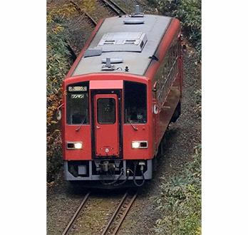 限定 キハ120 0形ディーゼルカー(関西線・京都山城列茶)セット (2両) 【TOMIX・98985】「鉄道模型 Nゲージ トミックス」