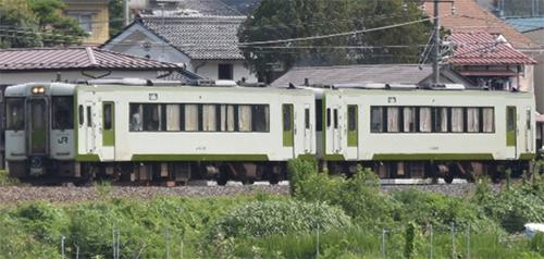 キハ110 200番台(M+T) 2両セット【KATO・HO・3-521】「鉄道模型 HOゲージ カトー」