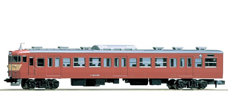 98296 国鉄 【送料無料】 [TOMIX] (4両) 基本セット (旧塗装) 415系近郊電車 《08月予約》