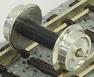 信用 ☆Nゲージ オプション☆ 集電対応車輪 ピボット集電方式対応 銀 8638G 鉄道模型 グリーンマックス 日本未発売 Nゲージ オプションパーツ