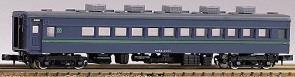 客車 Nゲージ 着色済み スロ54形 青色 淡緑帯付き GREENMAX 代引き不可 鉄道模型 11029 グリーンマックス 奉呈