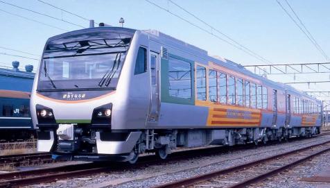 HB-E300系「リゾートあすなろ」 2両セット 【KATO・10-1369】「鉄道模型 Nゲージ カトー」