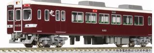 阪急6300系(小窓あり) 8両セット【KATO・10-1436】「鉄道模型 Nゲージ カトー」