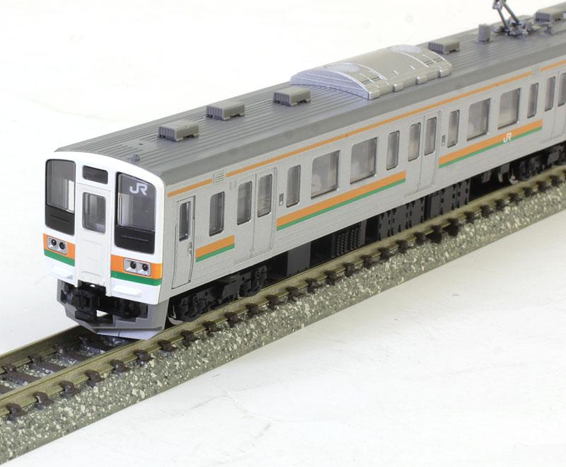211 3000系近郊電車(高崎車両センター・6両編成)セット (6両) 【TOMIX・98646】「鉄道模型 Nゲージ トミックス」