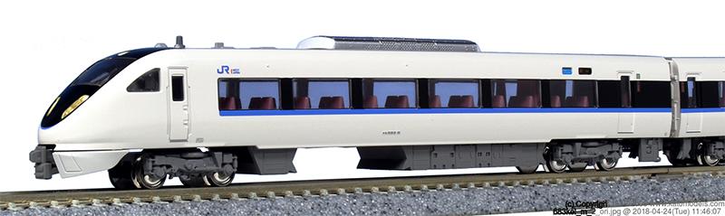 683系「サンダーバード」(リニューアル車) 6両基本セット 【KATO・10-1391】「鉄道模型 Nゲージ カトー」