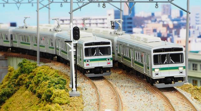 東急1000系(1500番代・従来型スカート・登場時)3両編成セット(動力付き)【グリーンマックス・30761】「鉄道模型 Nゲージ GREENMAX」