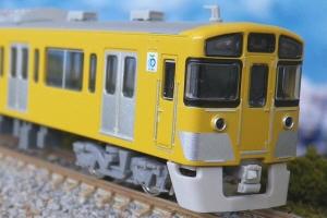 西武新2000系後期形池袋線 増結用先頭車2両セット(動力無し) 【グリーンマックス・50047】「鉄道模型 Nゲージ GREENMAX」