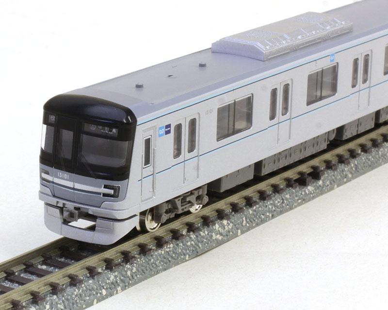 東京メトロ13000系(日比谷線) 7両編成セット(動力付き) 【グリーンマックス・30680】「鉄道模型 Nゲージ GREENMAX」