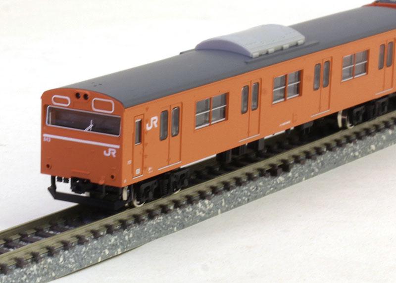 JR103系「さよなら大阪環状線103系」8両編成セット(動力付き) 【グリーンマックス・50595】「鉄道模型 Nゲージ GREENMAX」