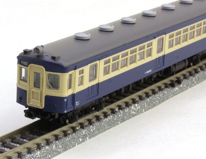 クモハ53007+クハ68400 飯田線 2両セット【KATO・10-1445】「鉄道模型 Nゲージ カトー」
