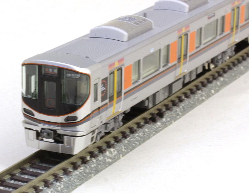323系大阪環状線 基本セット(4両) 【KATO・10-1465】「鉄道模型 Nゲージ カトー」